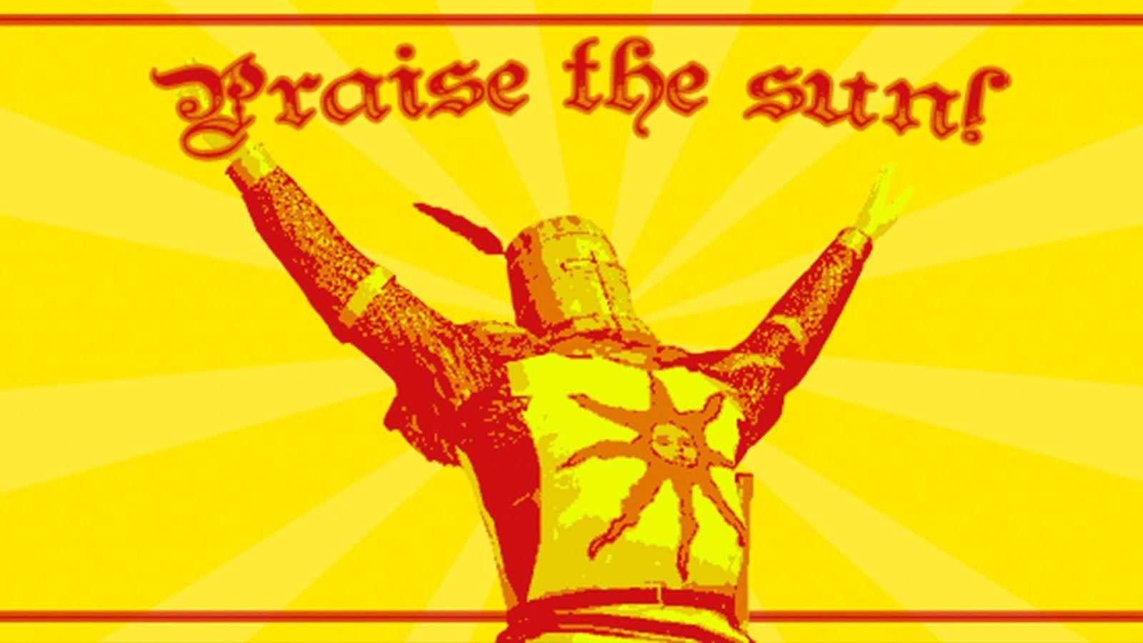 Praise The Sun Wallpapers Wallpaper Cave