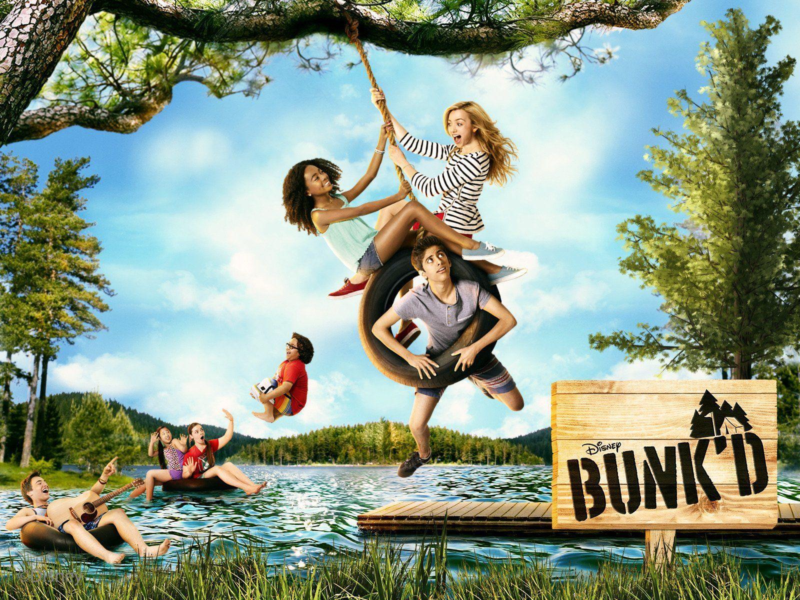 Bunk'd Zoom Background 4
