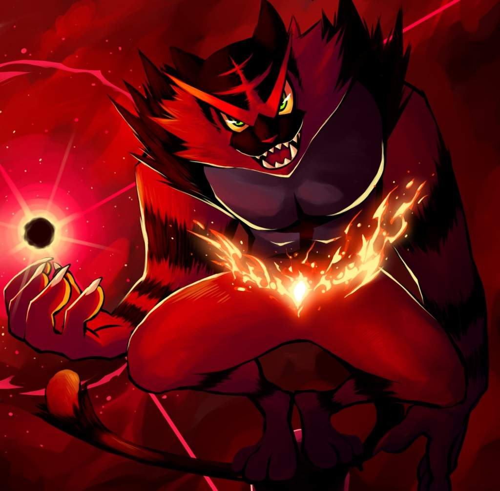 How to Use Incineroar