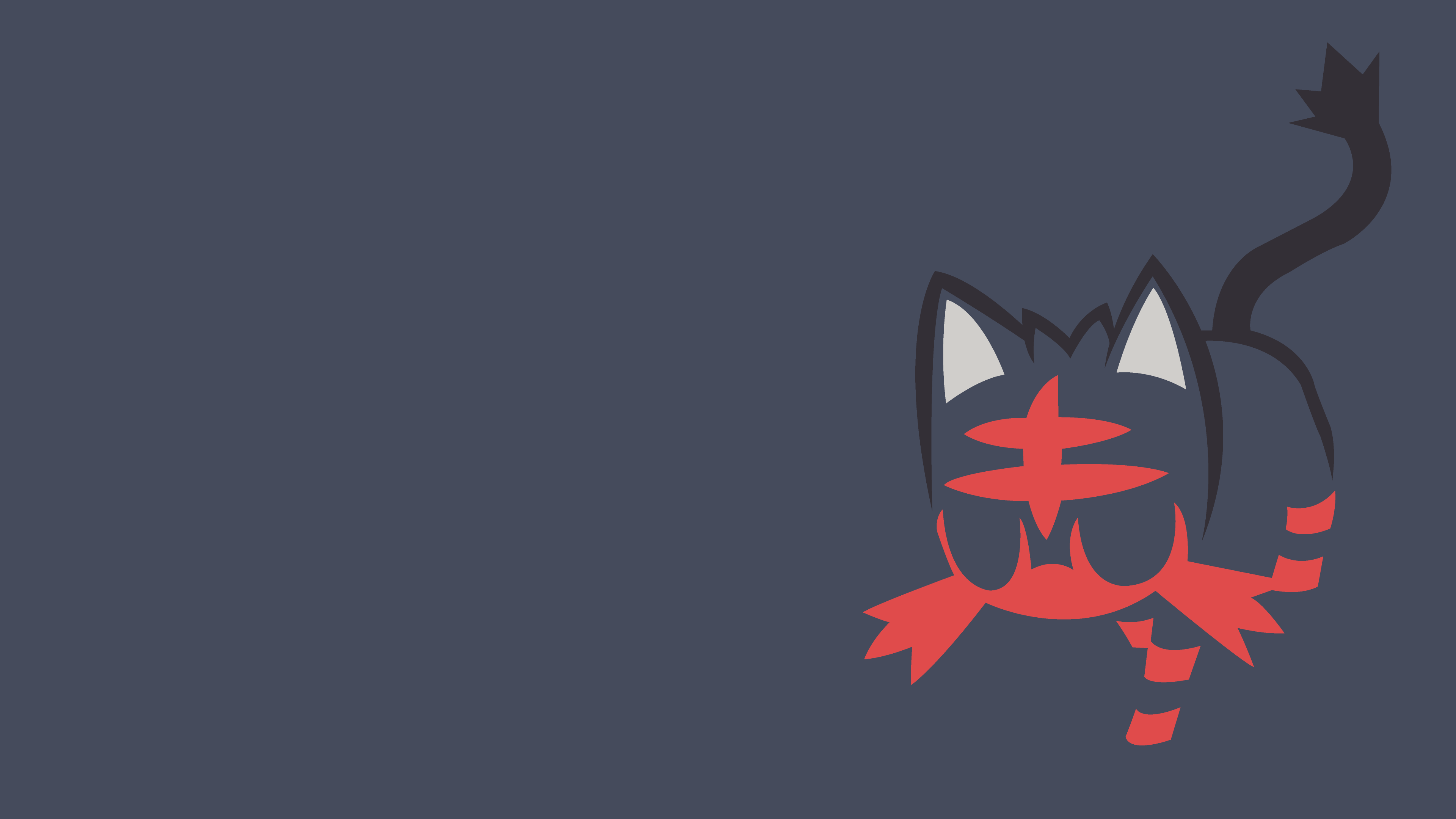 Litten is Lit images Litten Wallpaper HD wallpaper and background ...
