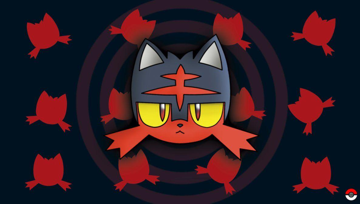 Litten wallpaper by ShenWooo on DeviantArt