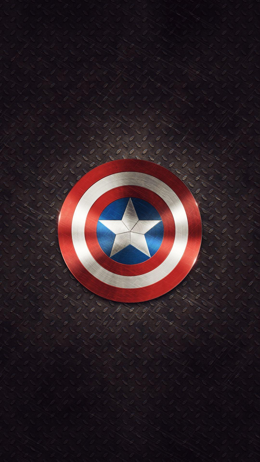 Captain America Shield Android Wallpapers