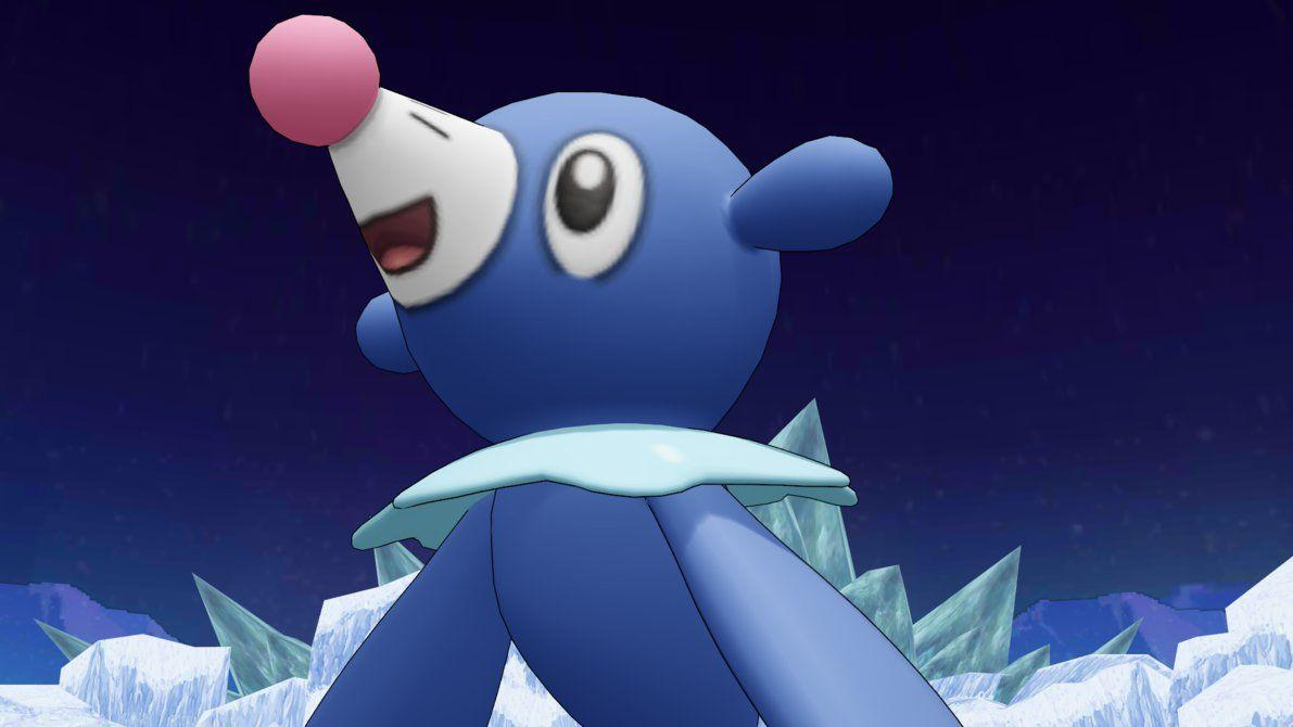 Popplio (Pokemon sun and moon) by GuilTronPrime on DeviantArt