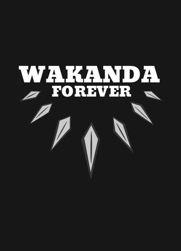 Wakanda Forever Wallpapers Wallpaper Cave