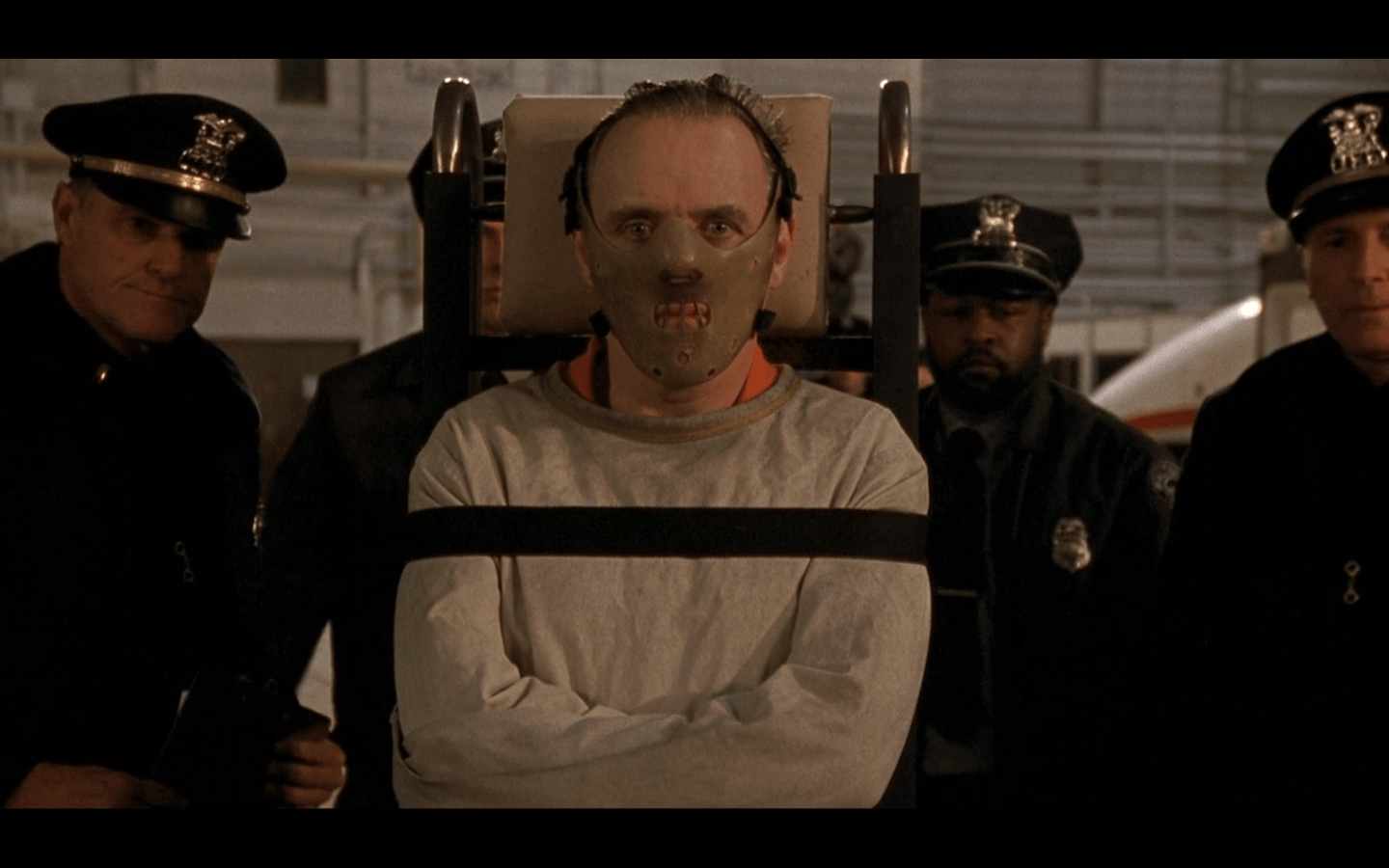 The Silence Of The Lambs Wallpapers Wallpaper Cave