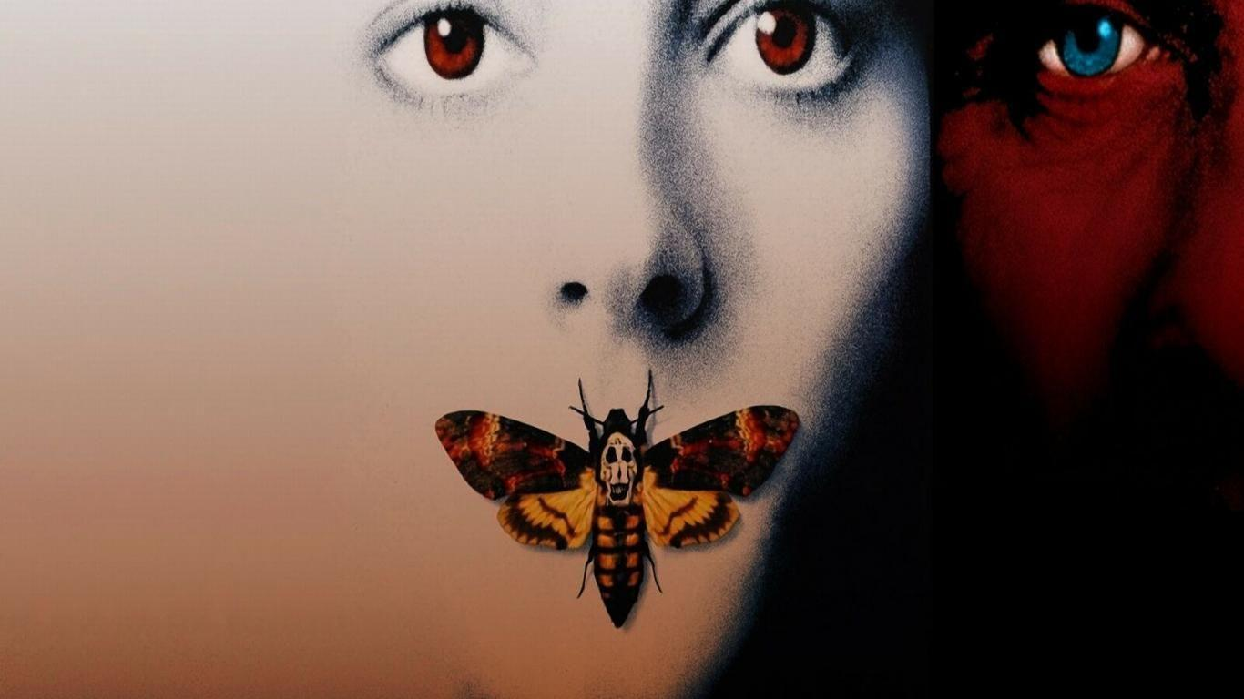 Wallpaper Blink - The Silence Of The Lambs Wallpaper HD 8 - 1600 X ...