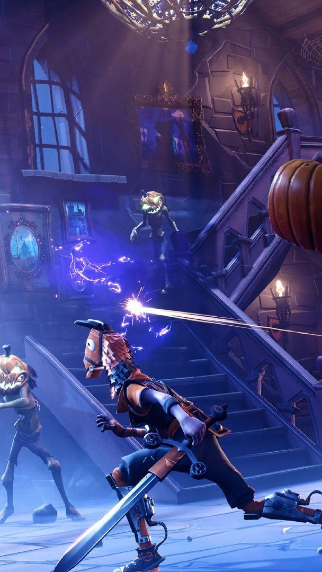 Fortnite Halloween Wallpapers