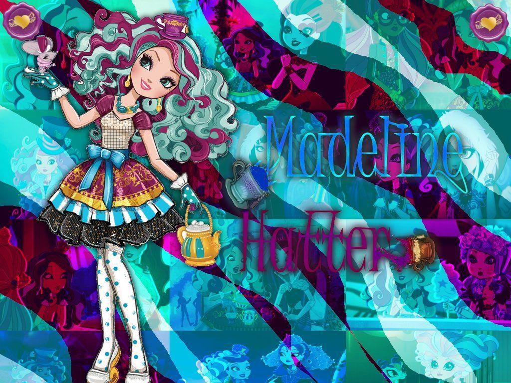 Ever After High Madeline Hatter By Double P1997 On DeviantArt