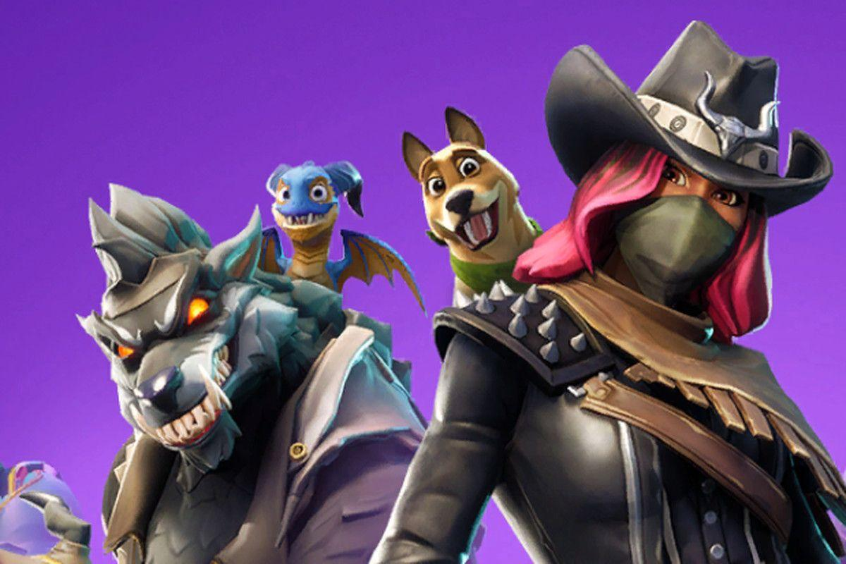 Fortnite's Season 6 Battle Pass has two customizable skins, Calamity ...