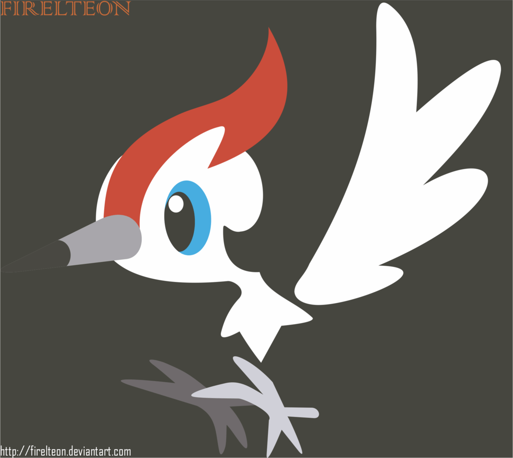 Pikipek wallpapers by Firelteon