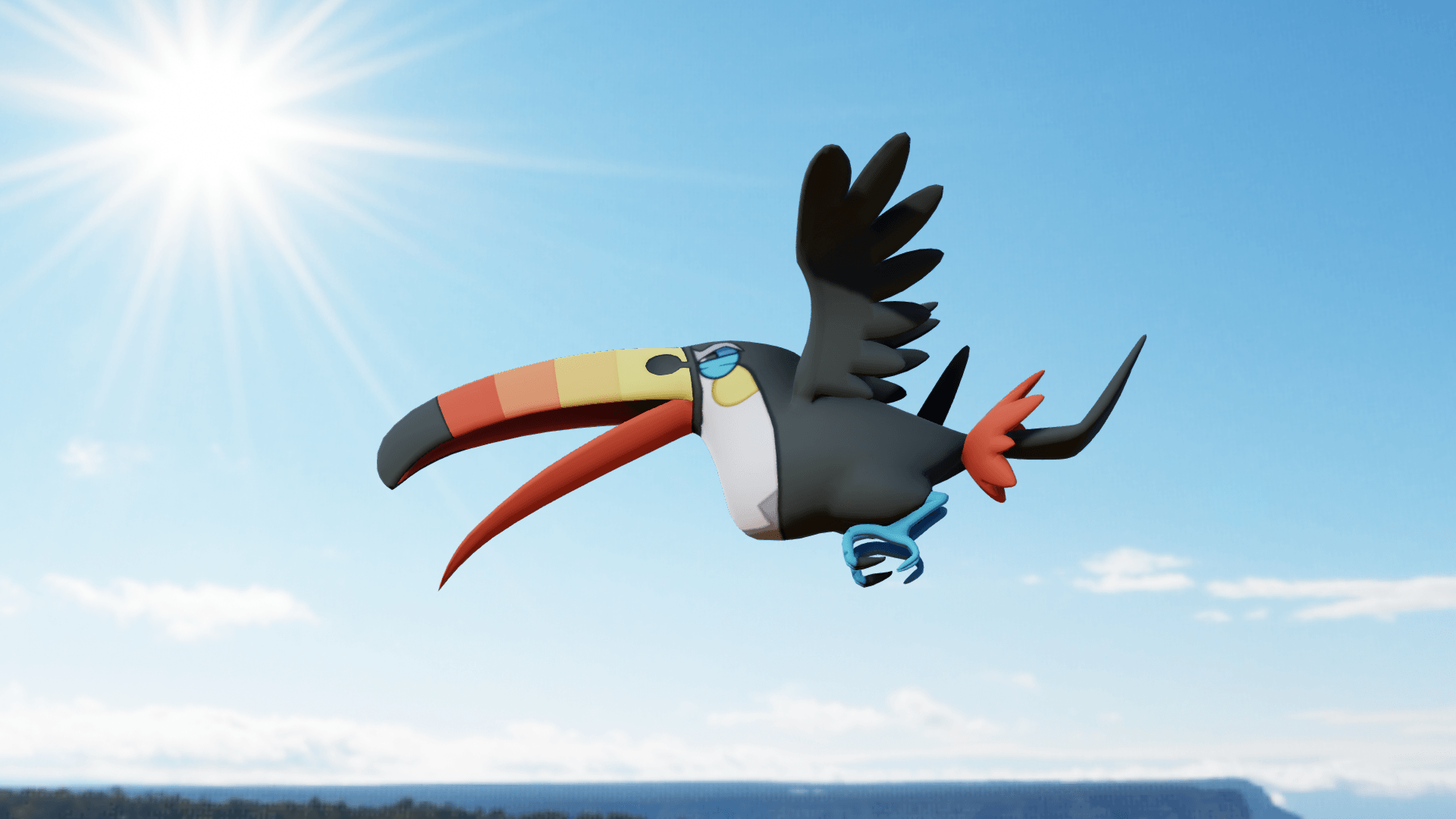 Toucannon DL by Tsuna178