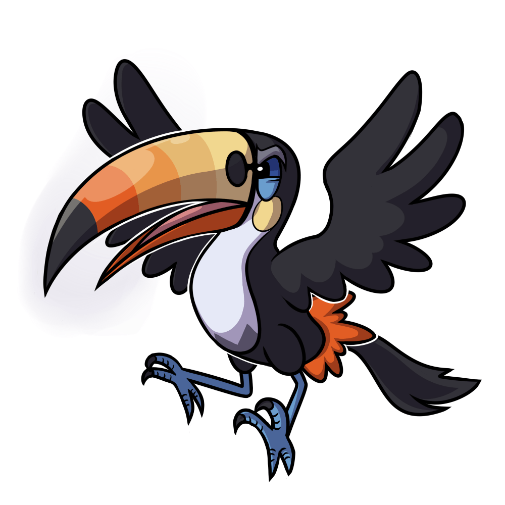 Toucannon by y0rshee