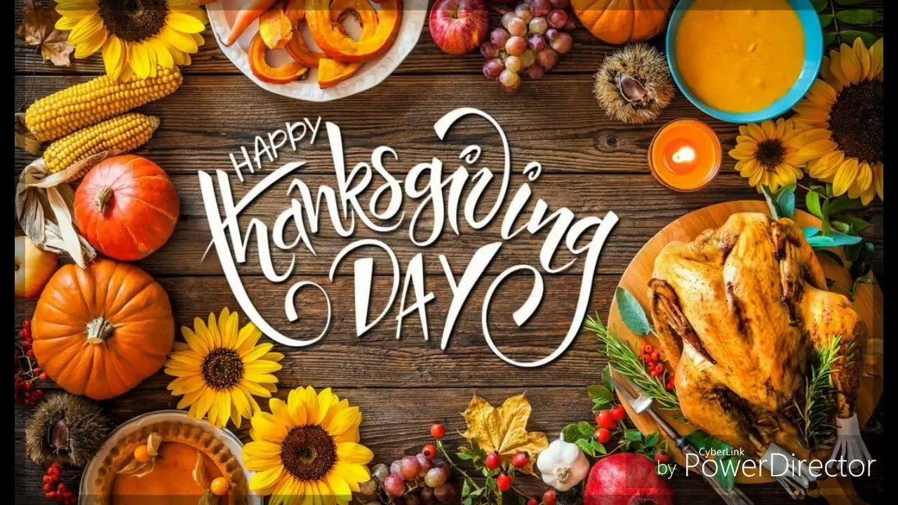 Thanksgiving Day 2018 Date And HD Wallpapers. - YouTube