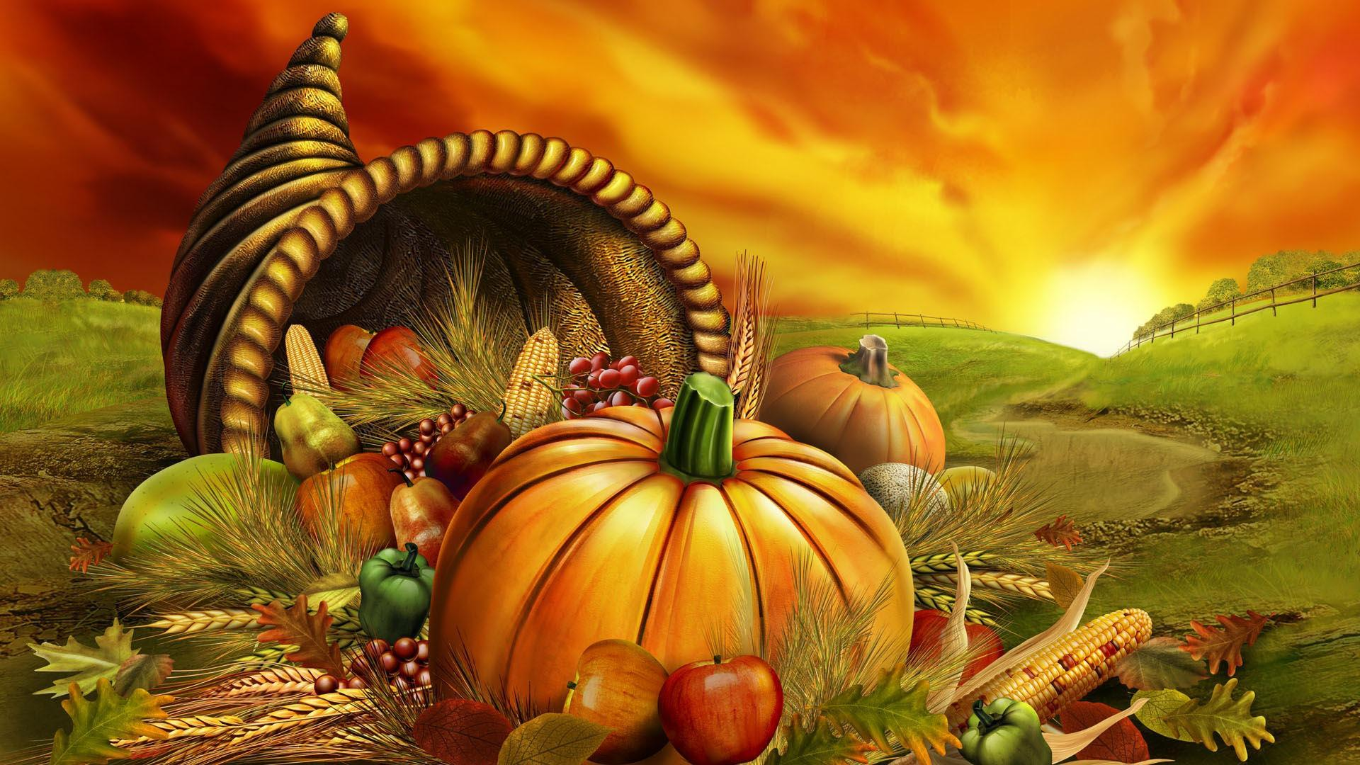 Thanksgiving Day HD Wallpaper » FullHDWpp - Full HD Wallpapers 1920x1080