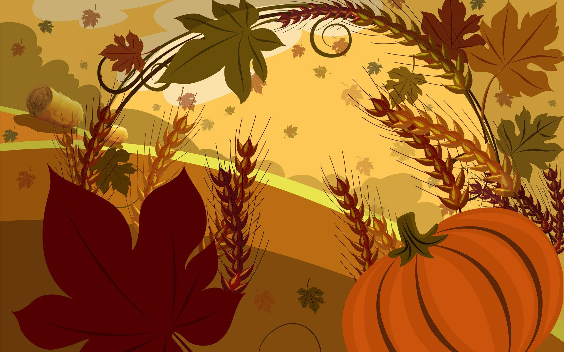 Thanksgiving HD Wallpapers 01224 - Baltana
