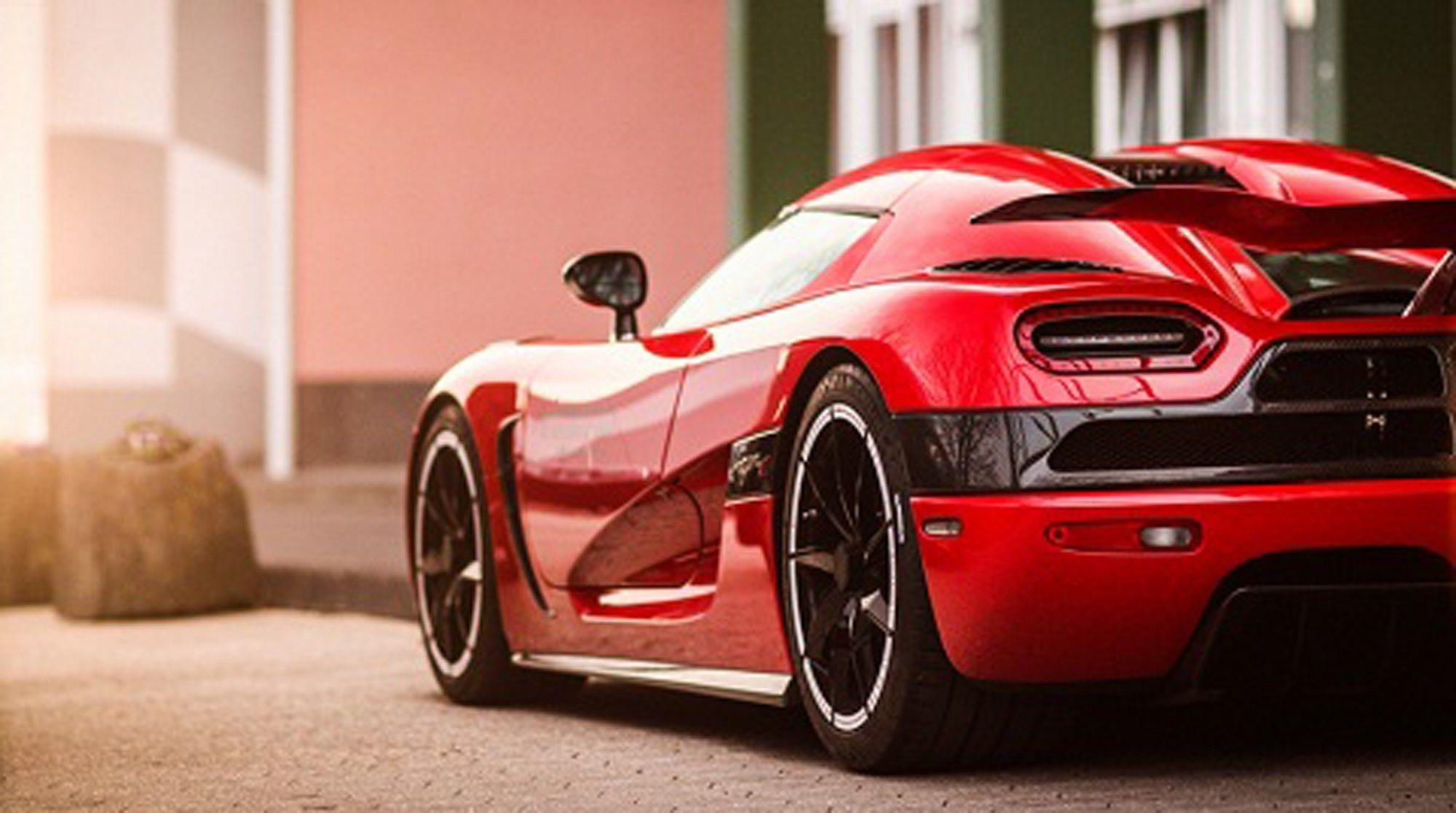 koenigsegg agera r black and red wallpapers