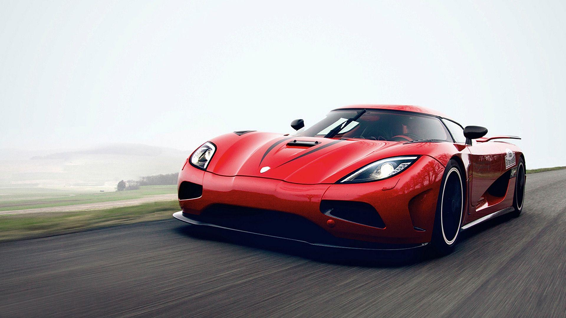 2011 Koenigsegg Agera R Wallpapers & HD Image
