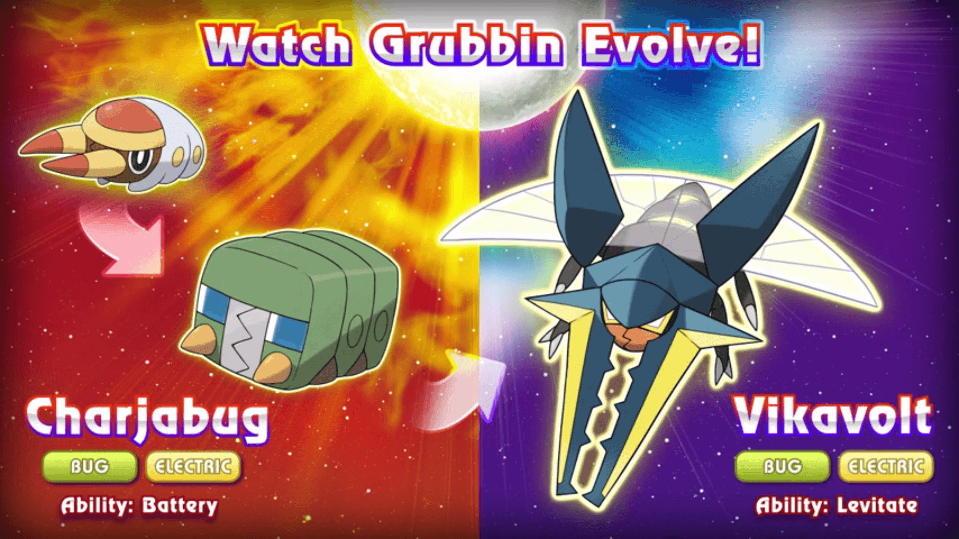 Grubbin's evolution line | Pokémon | Know Your Meme