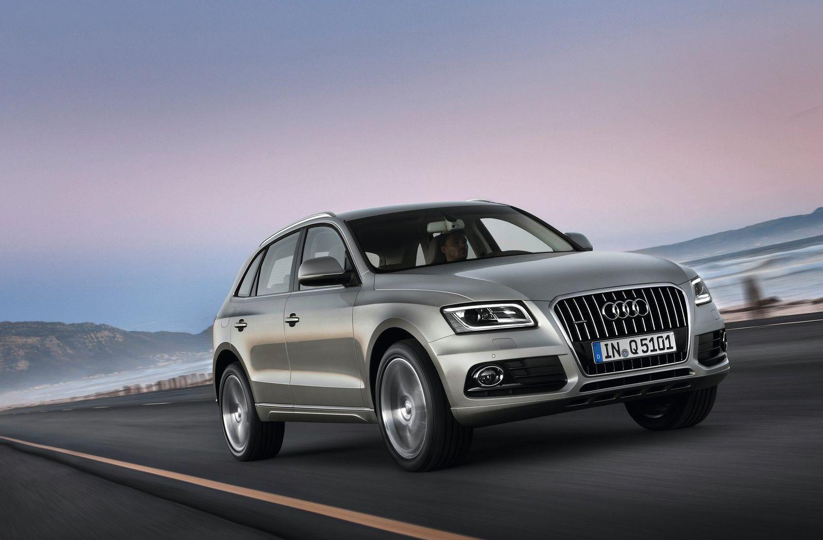 Audi Q5 HD Wallpapers | The World of Audi