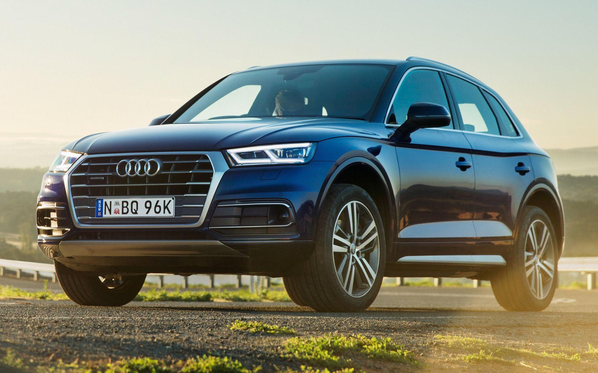 Audi Q5 (2017) AU Wallpapers and HD Images - Car Pixel