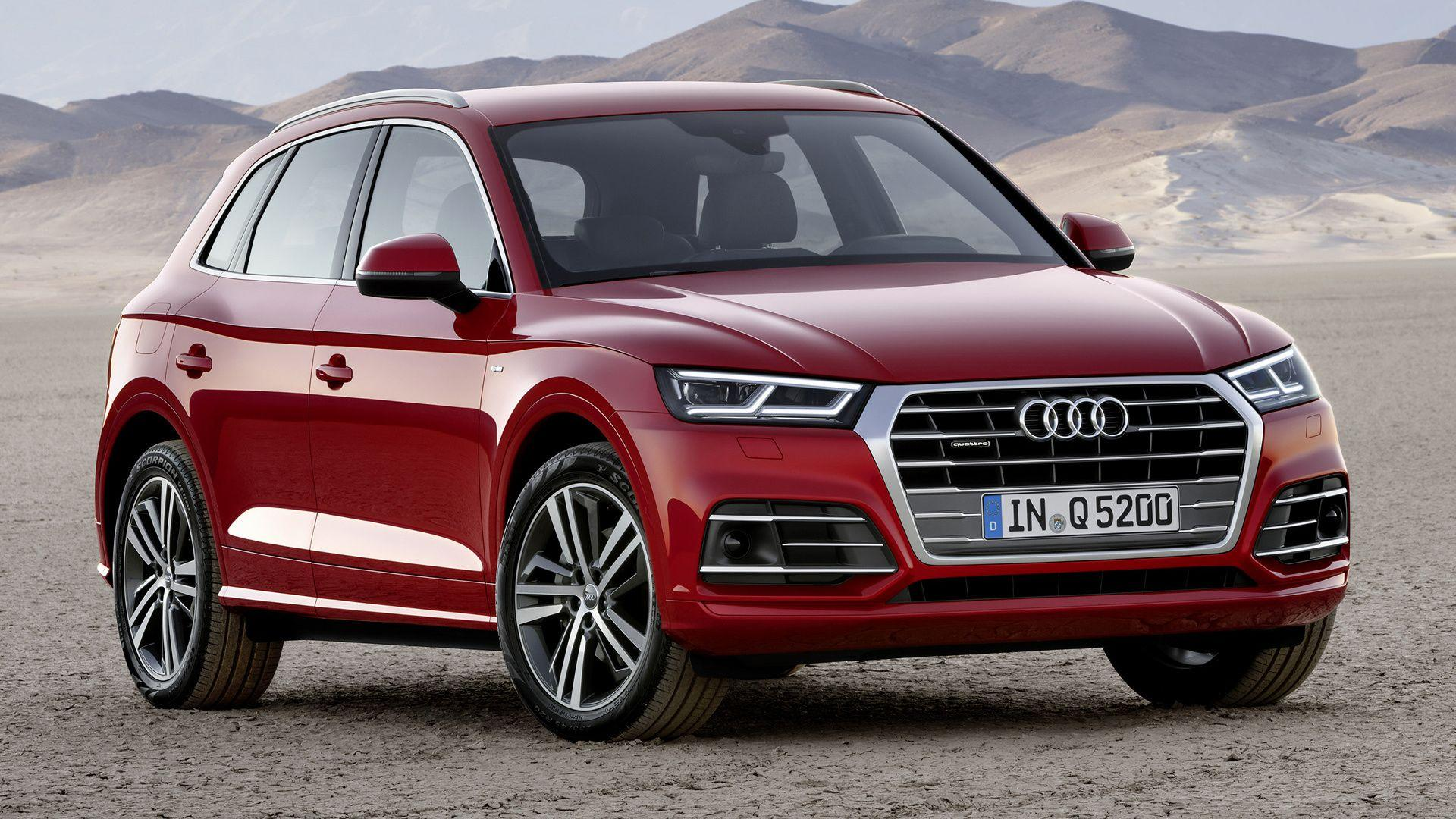 New Audi Q5 - Wallpapers Found