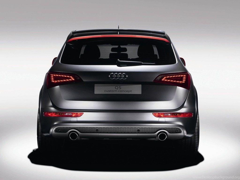 Beautiful Car Audi Q5 In Moscow Wallpapers And Images Wallpapers ...