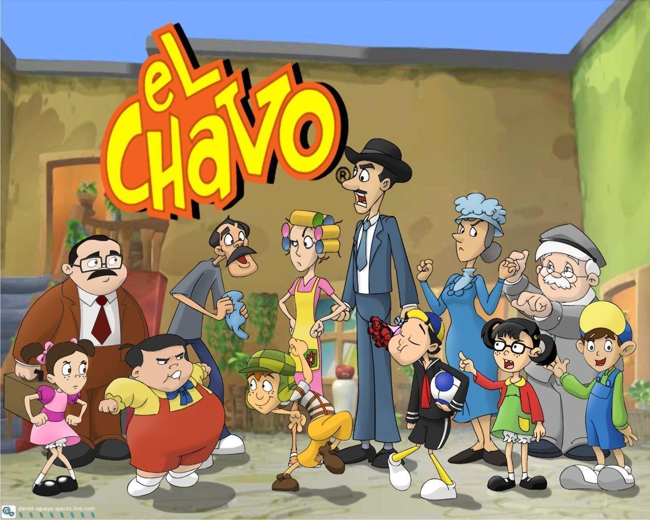 El Chavo Del 8 Wallpapers Wallpaper Cave