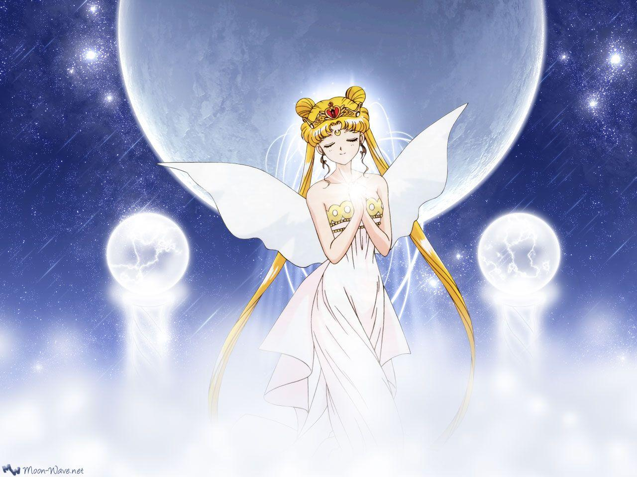 Neo Queen Serenity Wallpapers Wallpaper Cave