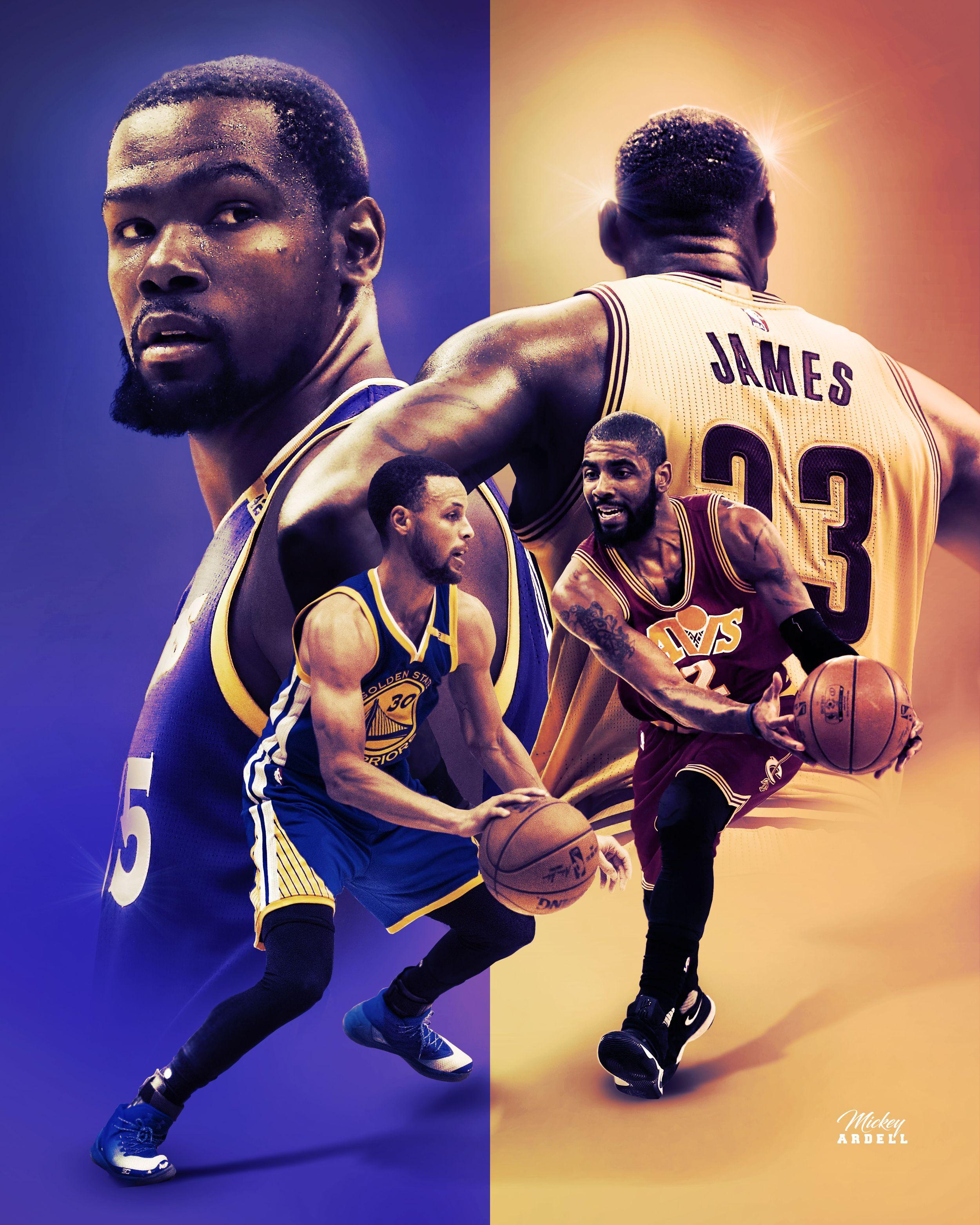 Steph Curry And Kyrie Irving Wallpapers Wallpaper Cave
