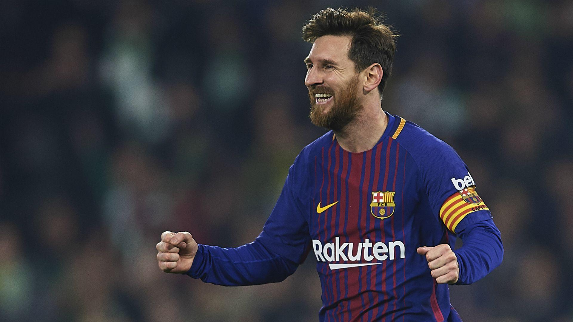 Valverde: Messi is the best player there is and there ever will be ...