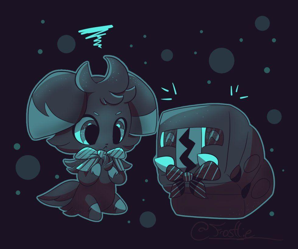 Palette 07-08: Adorable/Amusing| Espurr/Charjabug by frostlie on ...