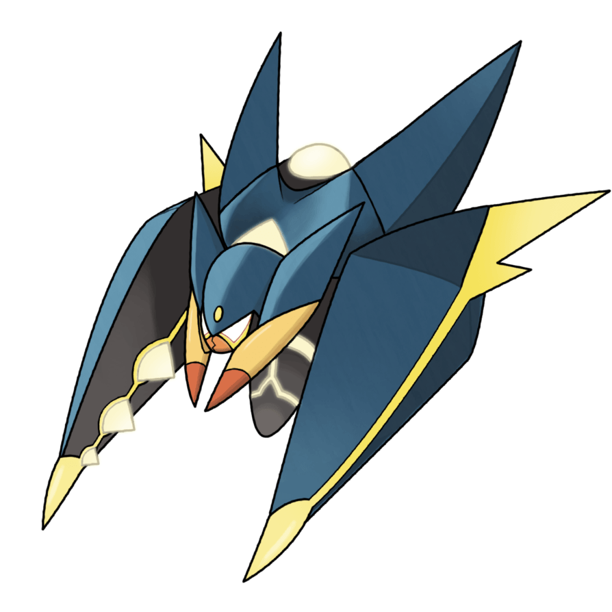 Mega Vikavolt by j7663701 on DeviantArt