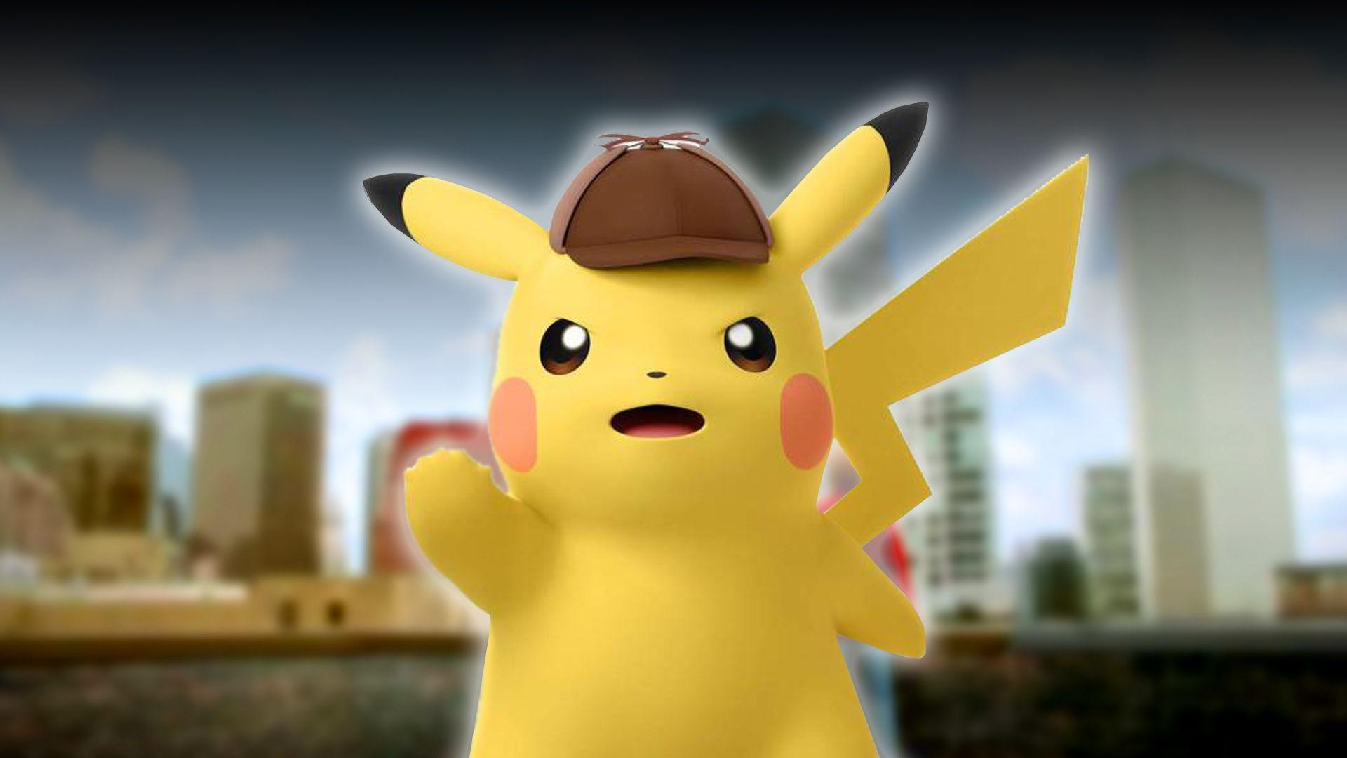 Rob Letterman to Direct Detective Pikachu Pokemon Movie