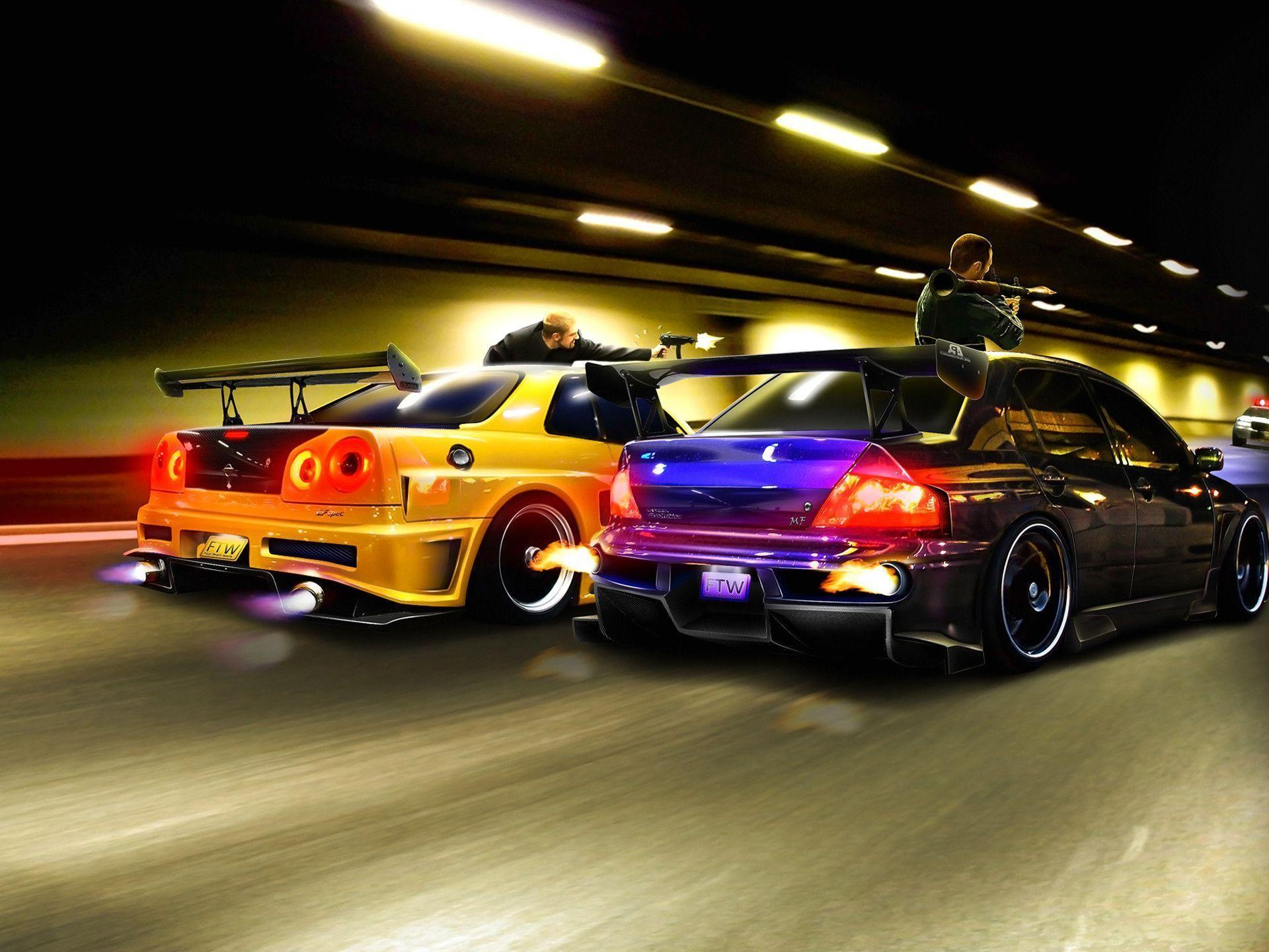 Tuner Cars Wallpapers Wallpaper Cave