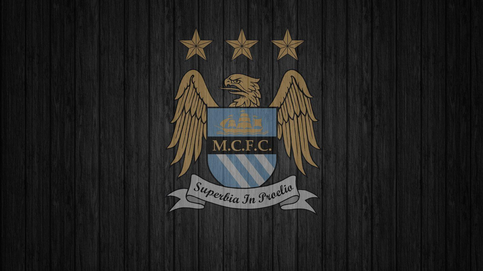 Manchester City Logos Wallpapers - Wallpaper Cave