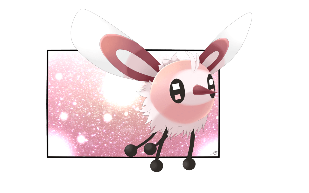 Shiny Cutiefly by ShinyhunterF on DeviantArt