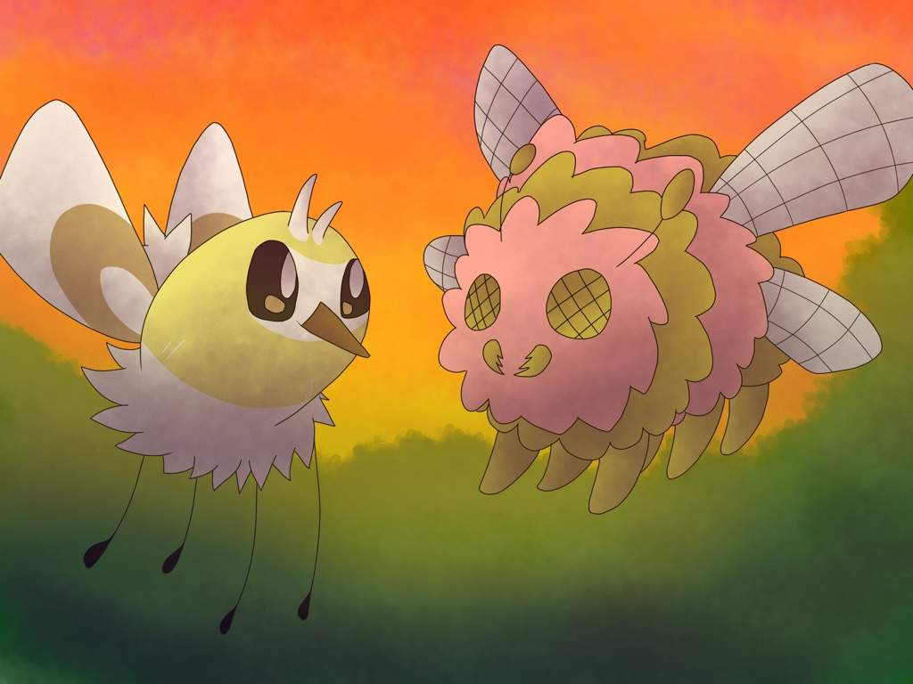 Cutiefly and Zufly | Pokémon Amino