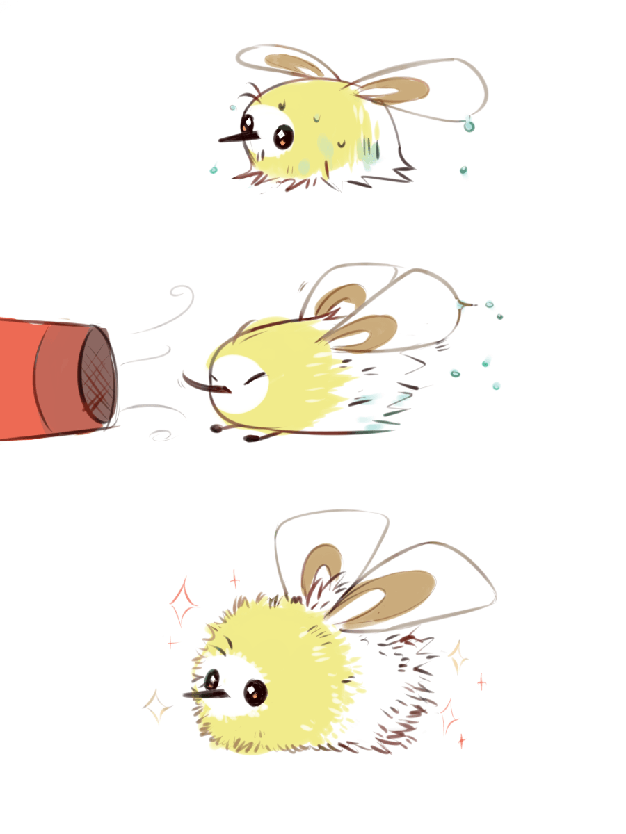 Cutiefly is going to be in my party for sure :3 | Pokemons ...