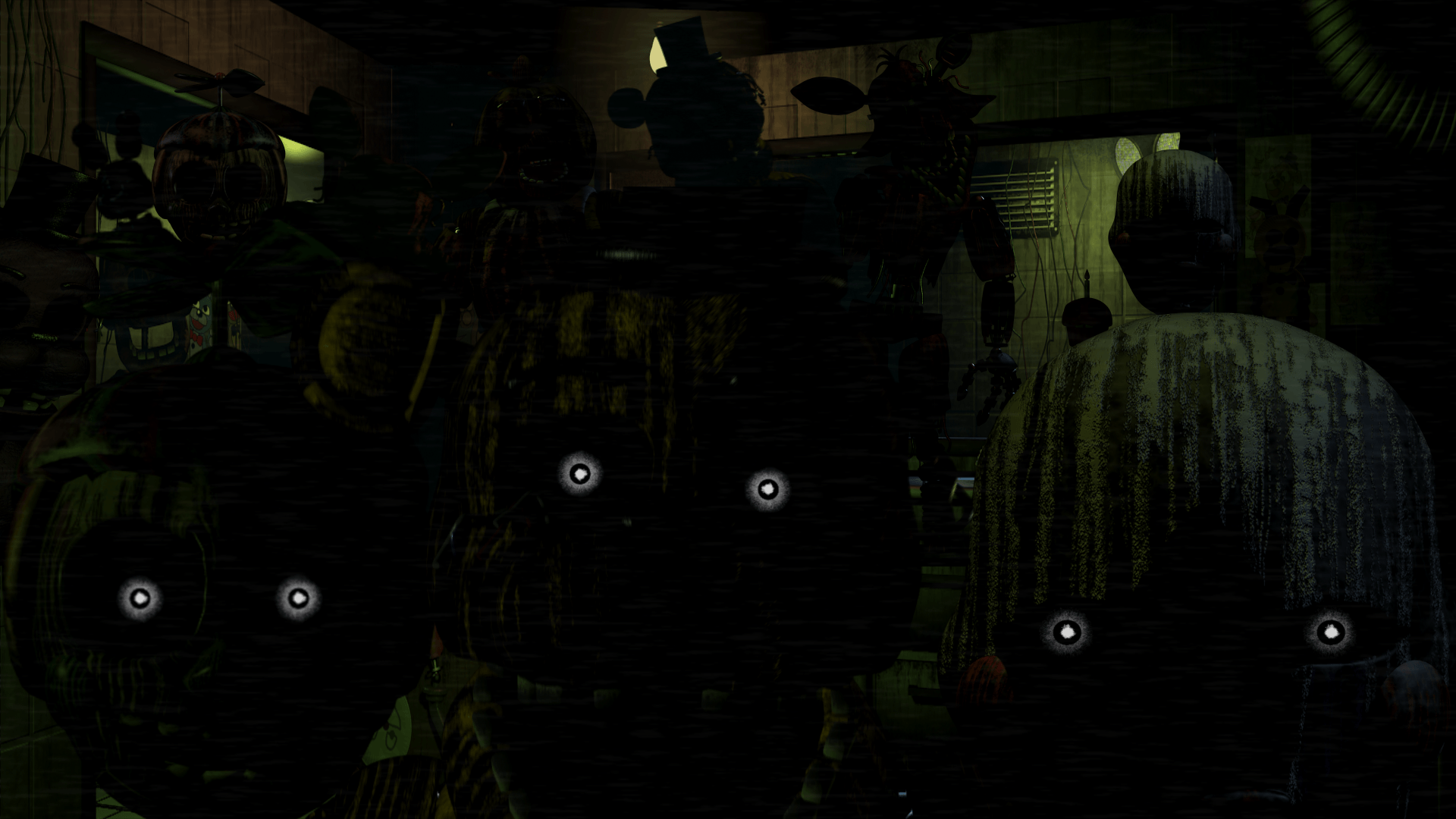 Five Nights At Freddy S 3 Wallpapers Wallpaper Cave