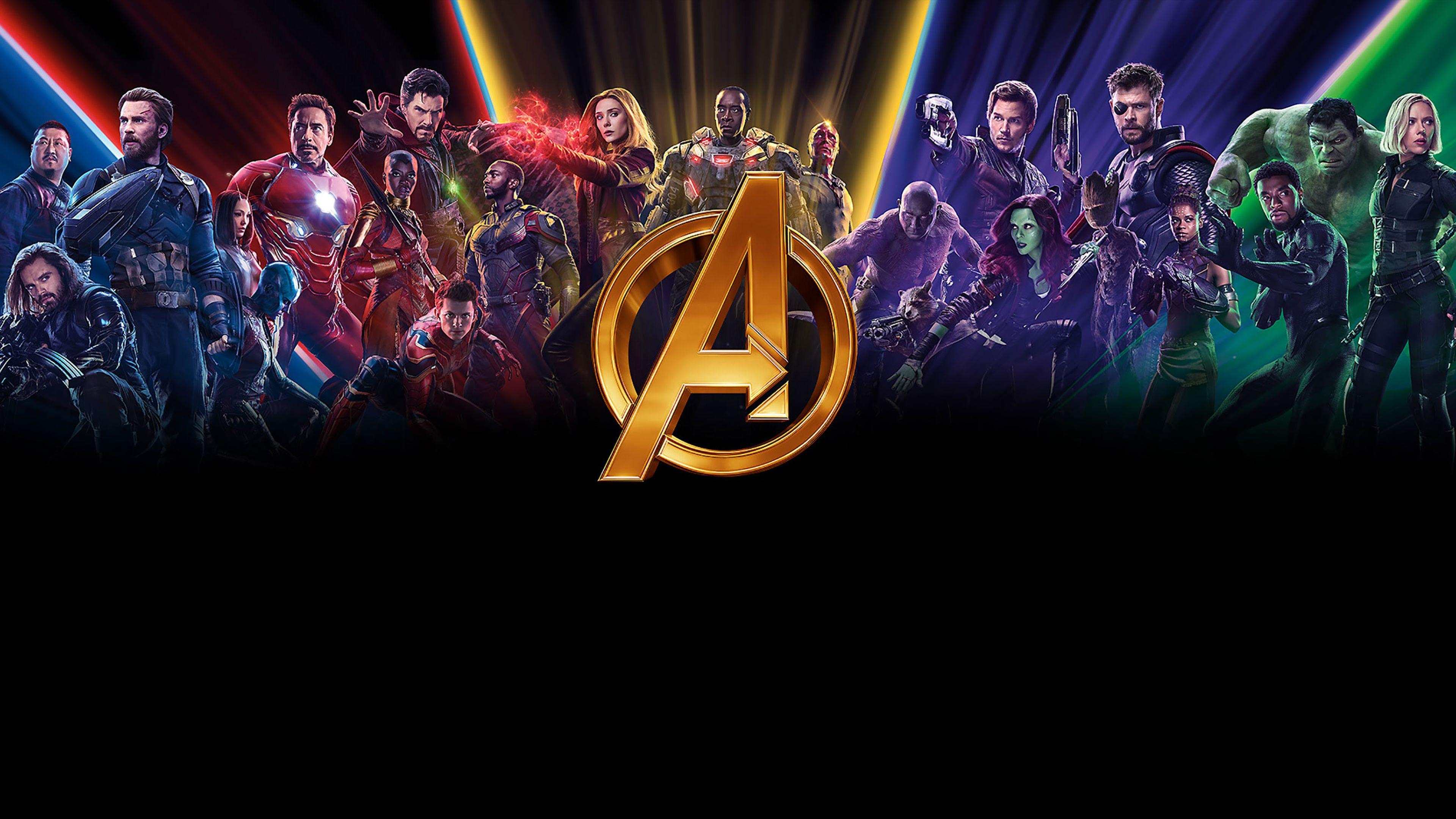 Avengers 4k Wallpapers Wallpaper Cave