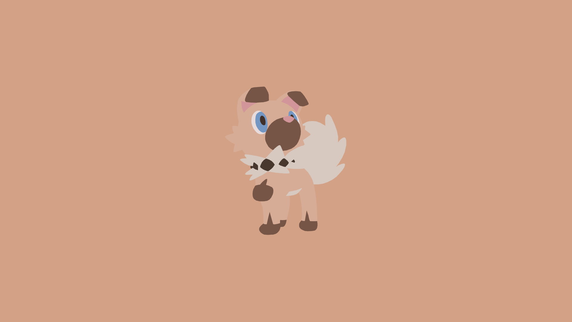 1920x1080px Rockruff Wallpapers - WallpaperSafari