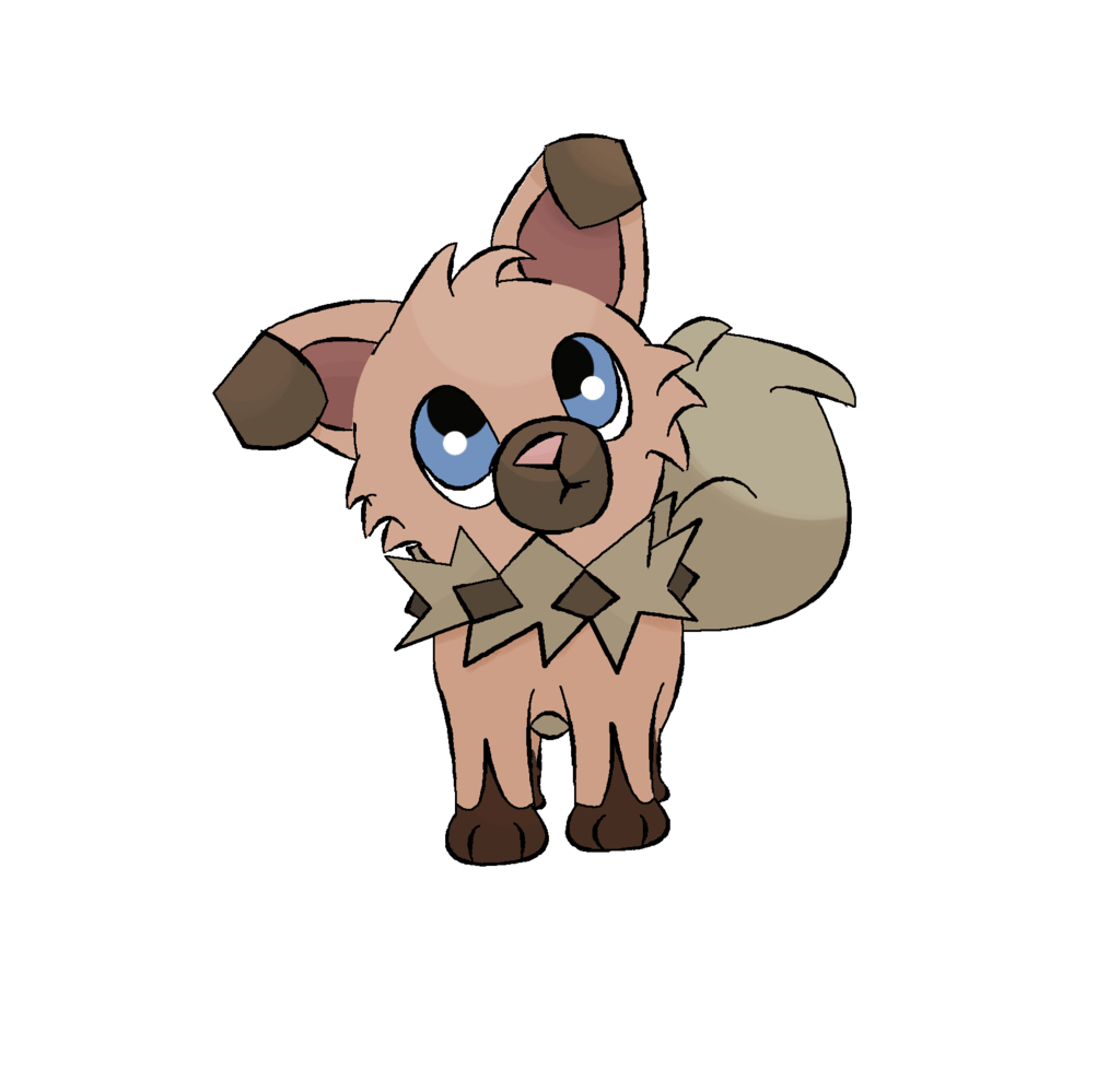 Rockruff Wallpapers - WallpaperSafari