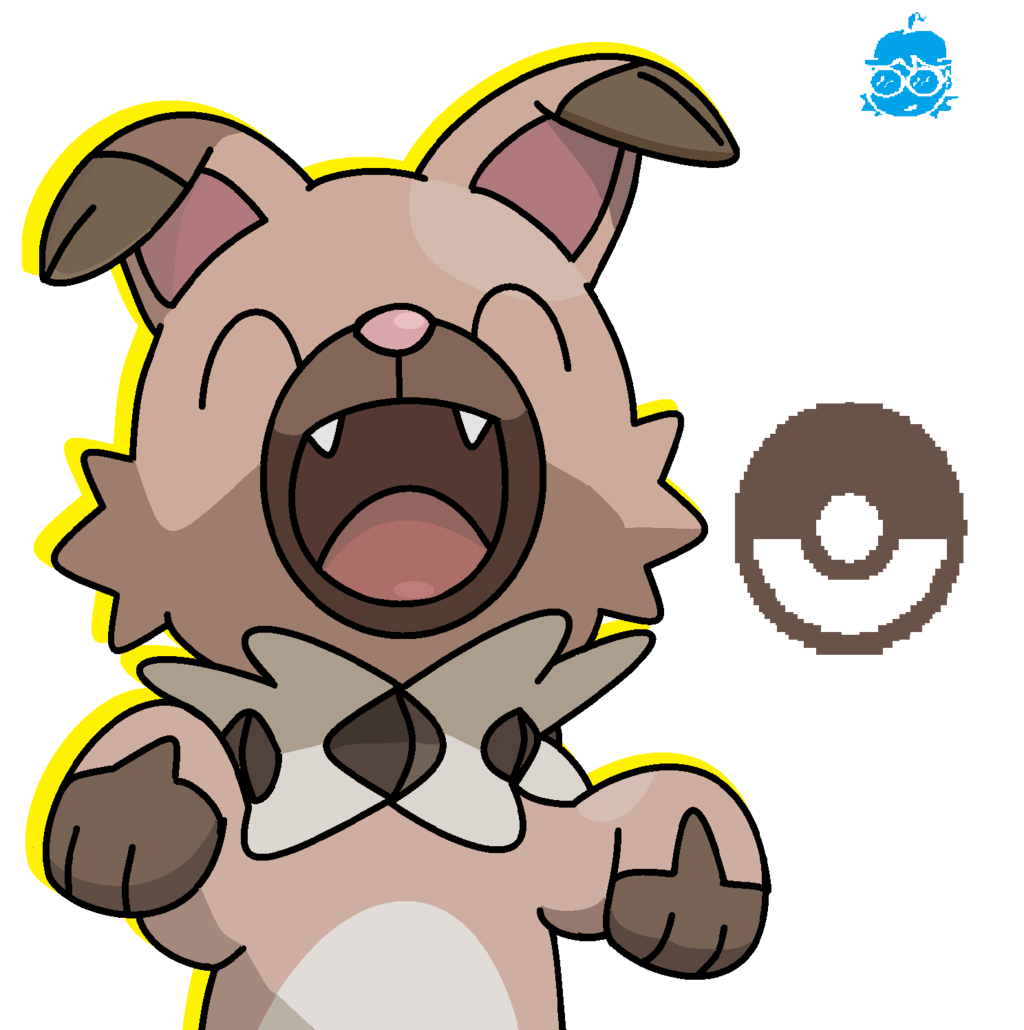 1024x1030px Rockruff Wallpapers - WallpaperSafari