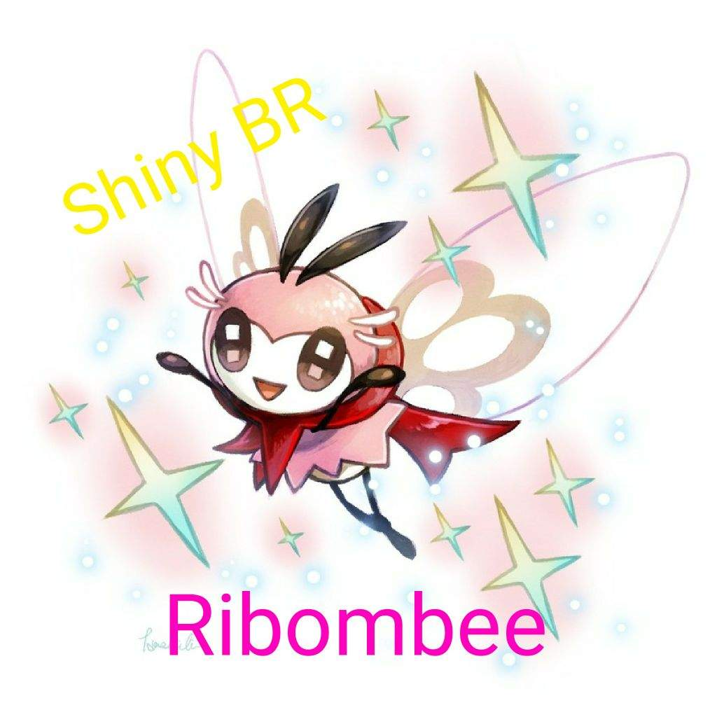 Shiny BR Ribombee Giveaway[close]