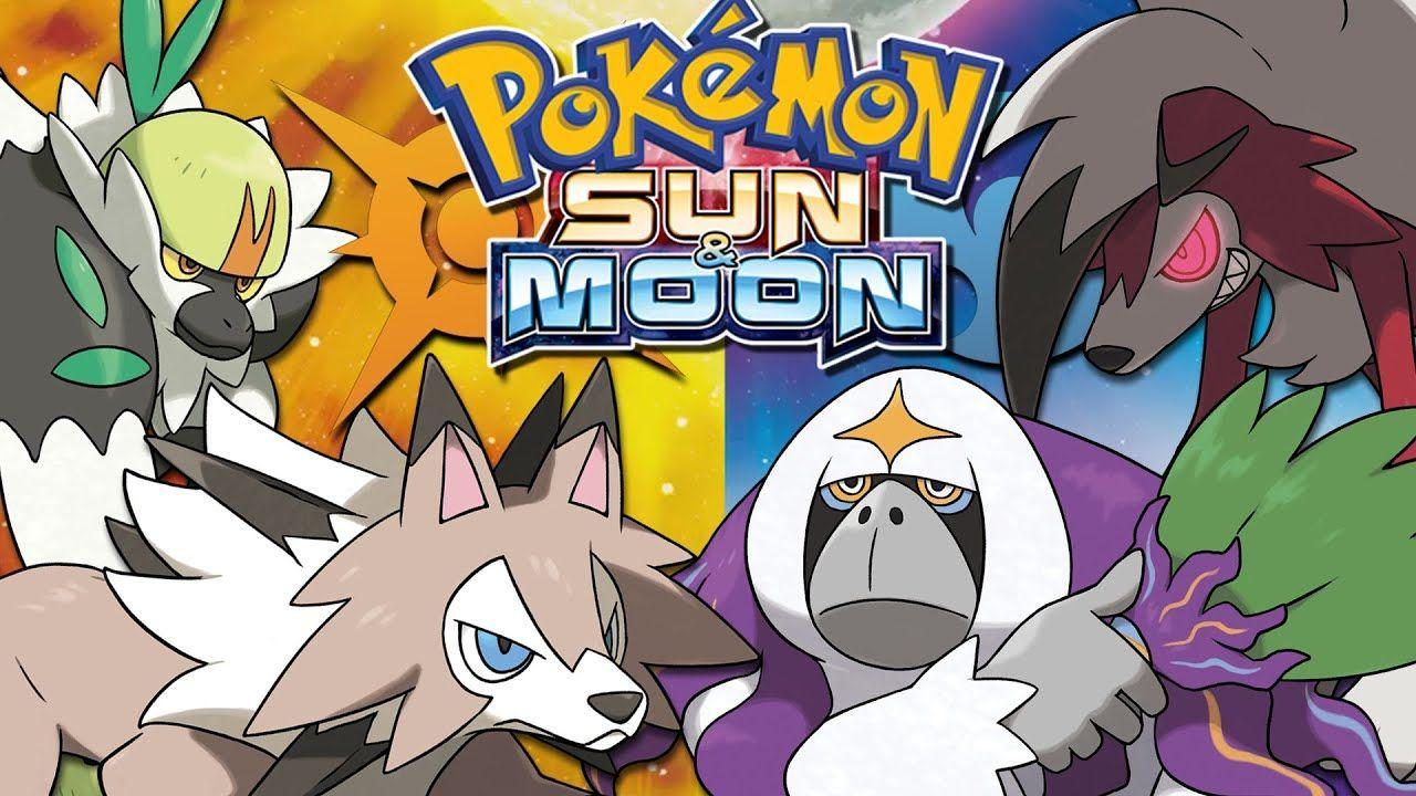 VERSION EXCLUSIVES AND ROCKRUFF EVOLUTIONS! | Pokémon Sun and Moon ...