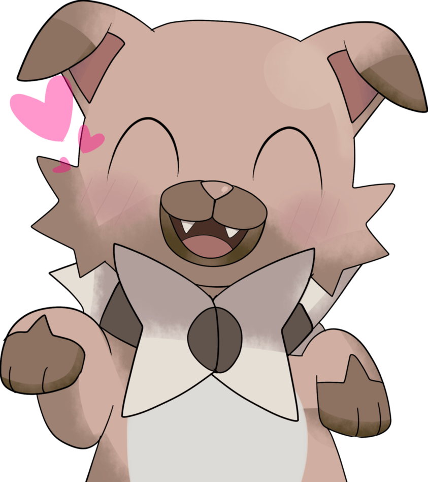 Iwanko/Rockruff | Pokémon | Pinterest | Pokémon, Pokemon sun and All ...