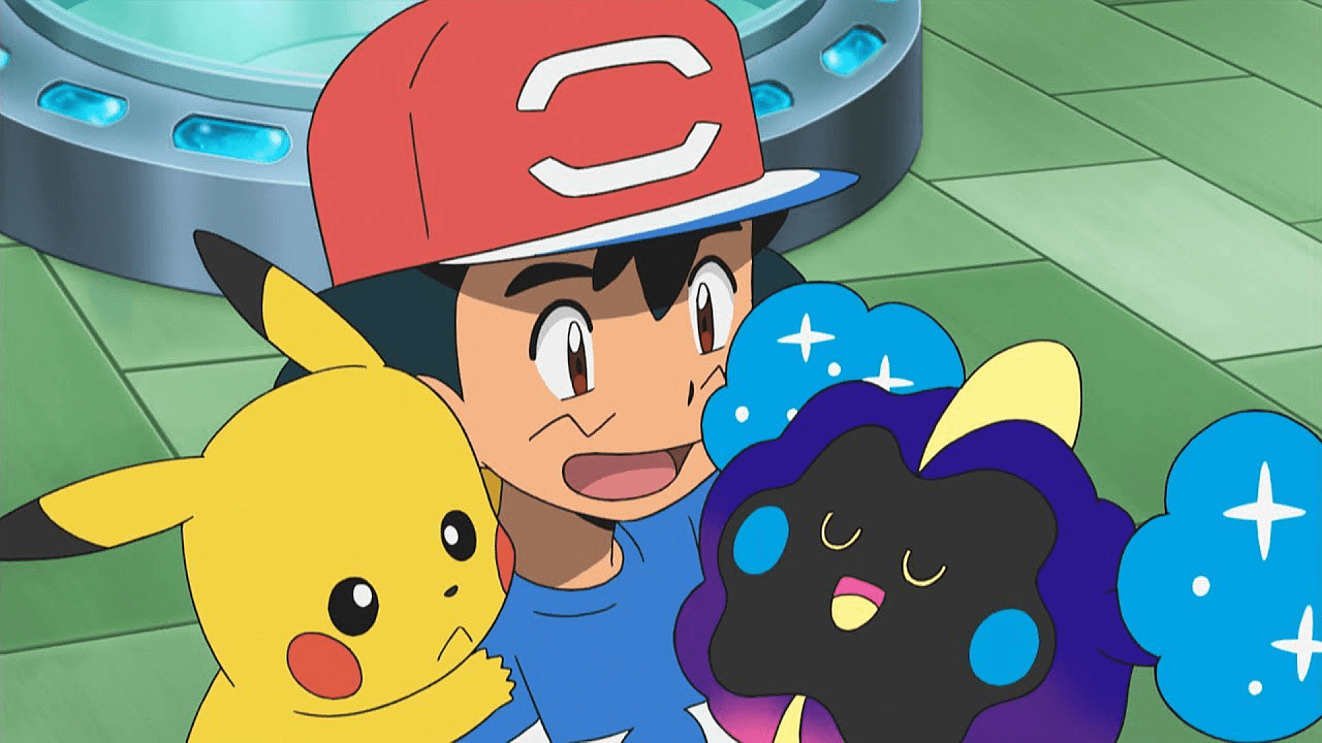 Category:Pokémon the Series: Sun & Moon - Ultra Adventures Episodes ...