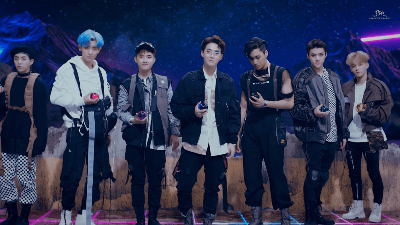 Exo 2018 Wallpapers Wallpaper Cave