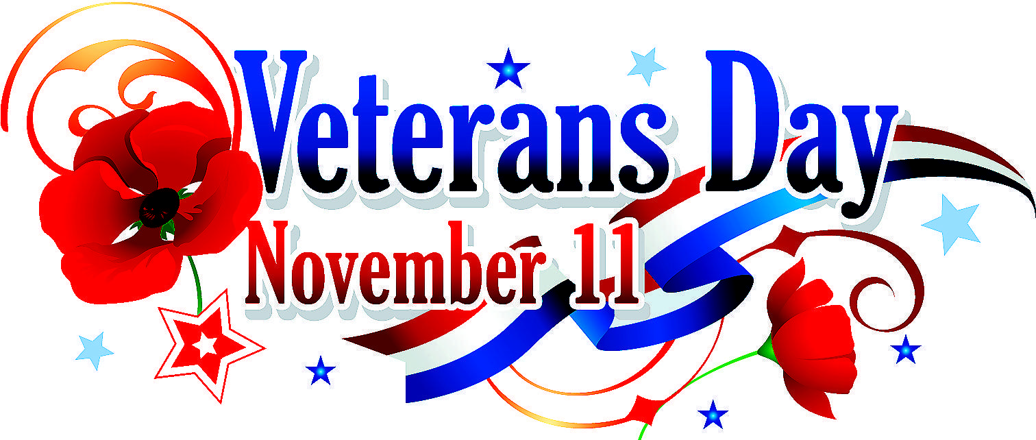 Veterans Day Clipart Image, Happy Veterans Day GIF 2018