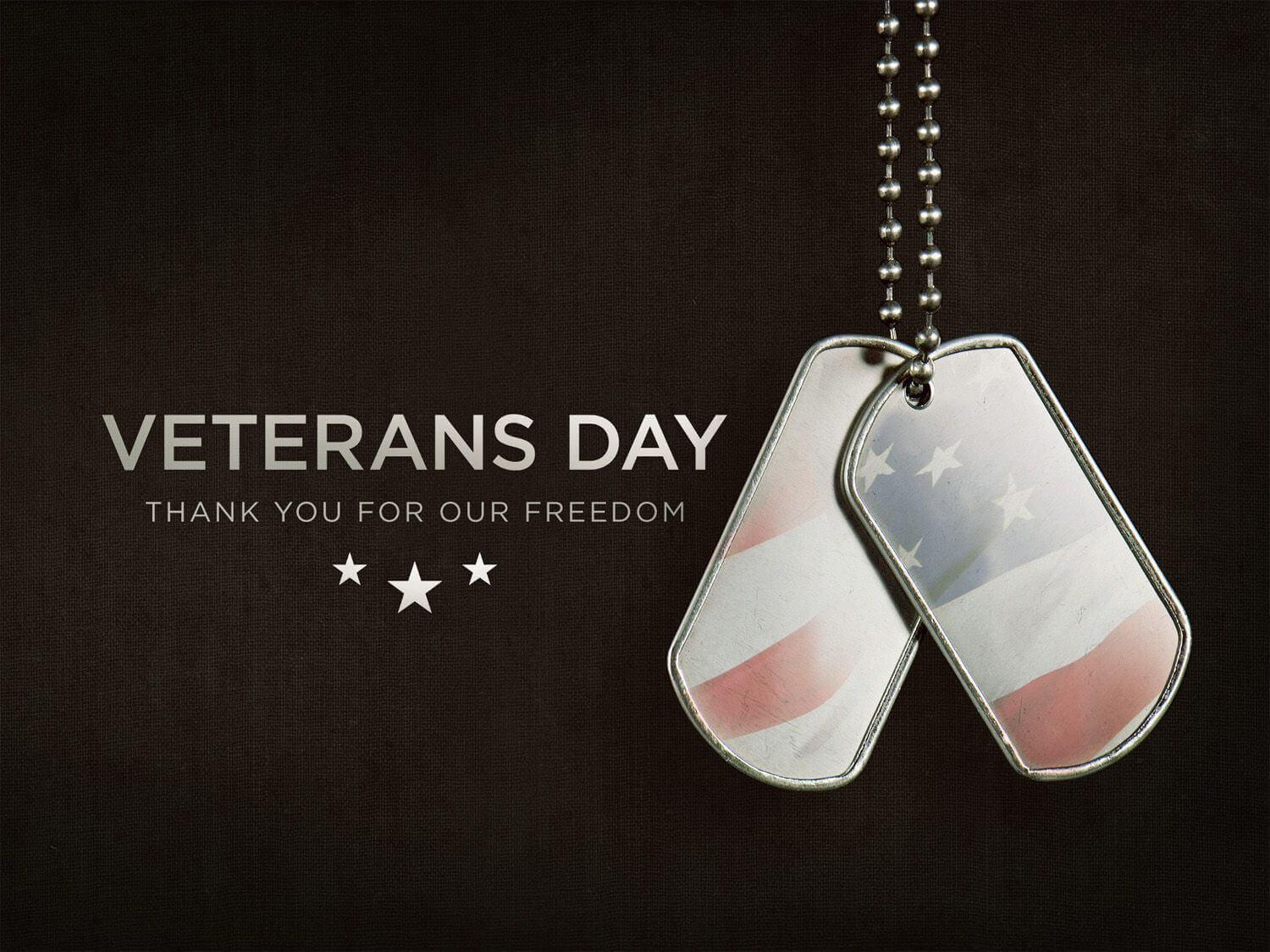 04.June.2018, 1280x800 Veterans Day Wallpaper